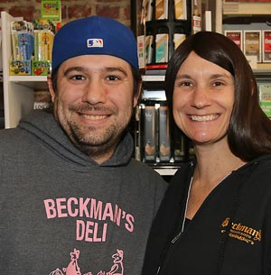 Jerome & April Beckman, Beckman's - She is 18, her parents owe her nothing, and I hope they embarrass the hell out of her.