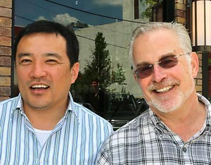 TAKA & Bill Kessler, Asbury Park - Our major focus is opening the new TAKA on Cookman Ave. We hope to open before TAKA's pills run out.