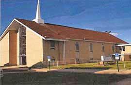 Second Baptist Church of Asbury Park. photo courtesy of www.sbcapnj.org.