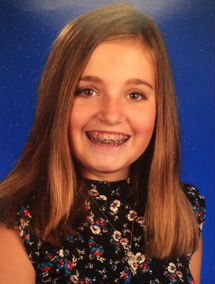 Lily Buerck of Avon says her grandparents inspire her.