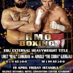 "Fight #35 2019-04-19 vs Umut ""Real"" Camkiran"