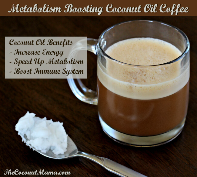 Coconut Oil Coffee 3 Reasons To Drink It Daily The