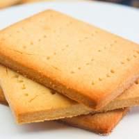 Coconut Flour Keto Graham Crackers
