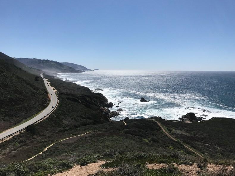 Highway 1 view