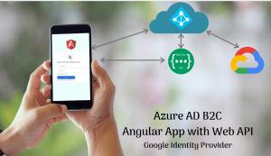 Google Identity Provider with Azure AD B2C