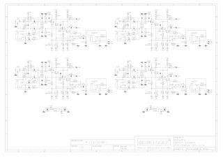 Schematics, Service manual or circuit diagram for
