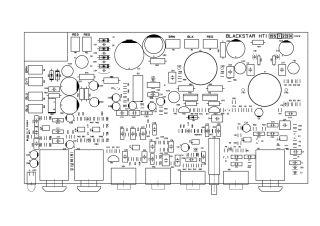 Schematics, Service manual, or circuit diagram for