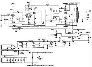 Schematics, Service manual or circuit diagram for Conrad