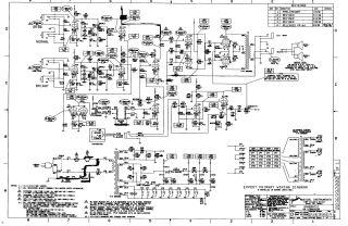 Schematics, Service manual or circuit diagram for Fender