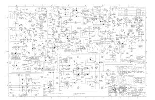 Schematics, Service manual or circuit diagram for Fender