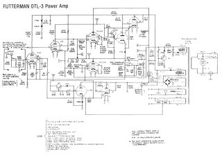 Schematics, Service manual or circuit diagram for Furman
