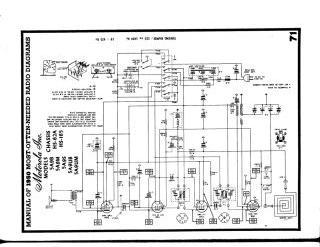 Motorola schematics: Page 1