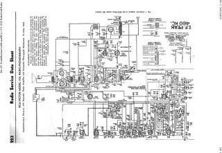Schematics, Service manual or circuit diagram for RCA