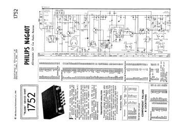 Schematics, Service manual or circuit diagram for Philips