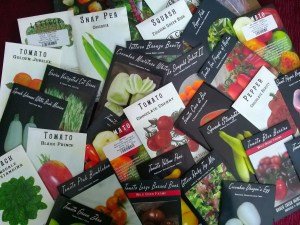 Seed Packets   The Coeur d'Alene Coop