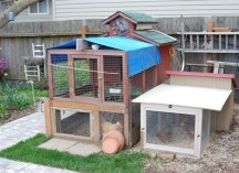 2nd Street Chicken Ranch Coops | The Coeur d'Alene Coop