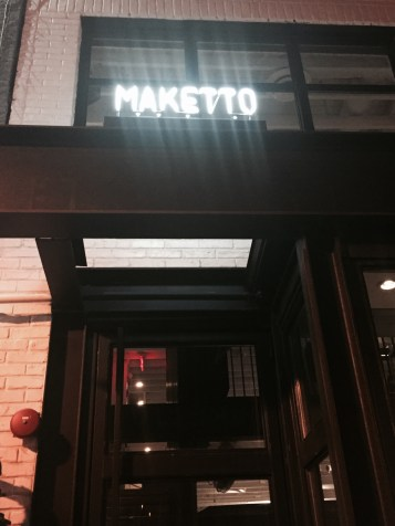 maketto door