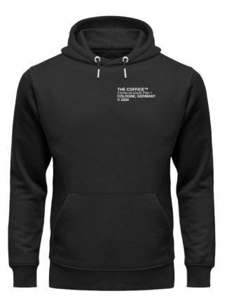 COFFICE TAG HOODIE - Unisex Organic Hoodie-16