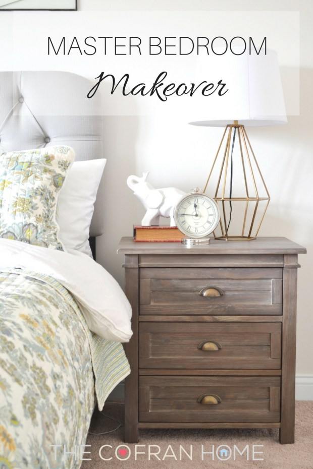 master bedroom makeover the cofran home the diy designer master bedroom makeover nooga com