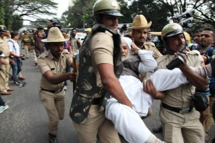 Bangalore Protest CAB