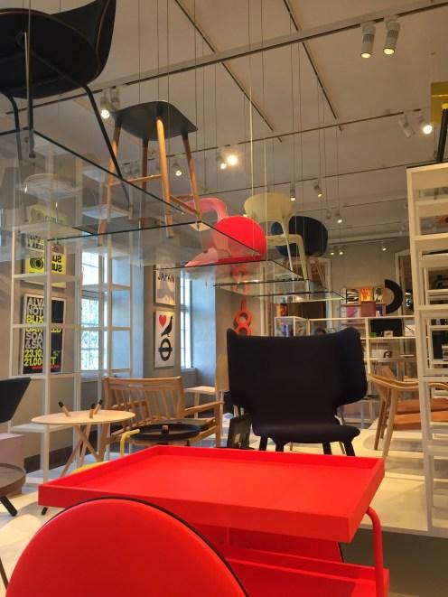 Danish Design Now exhibit
