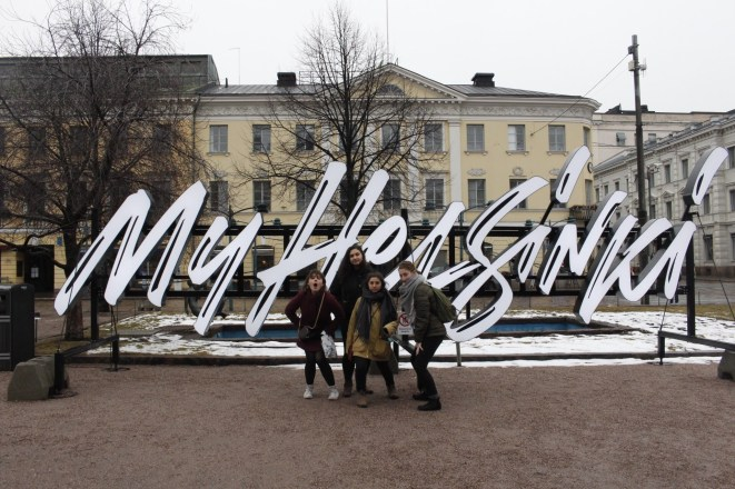 Our Helsinki album drops later this month ;)