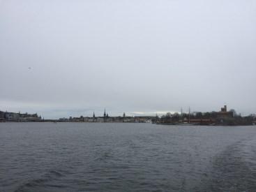 Leaving Stockholm to explore the archipelagos!