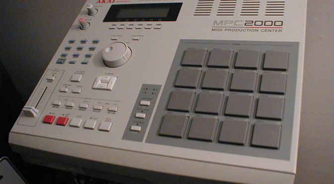 AKAI and the Beat Machine that influenced Hip Hop