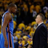 Blame Billy Donovan For OKC's Success (Said a Warriors Fan)