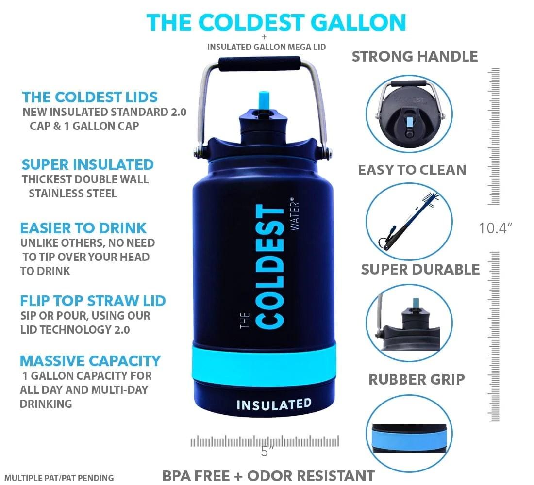 i Gallon Water Bottle