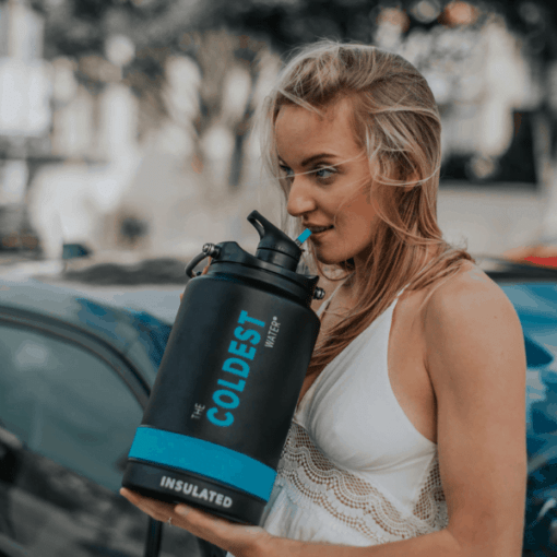 cool water bottle gallon jug online