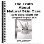 The Truth About Natural Skin Care