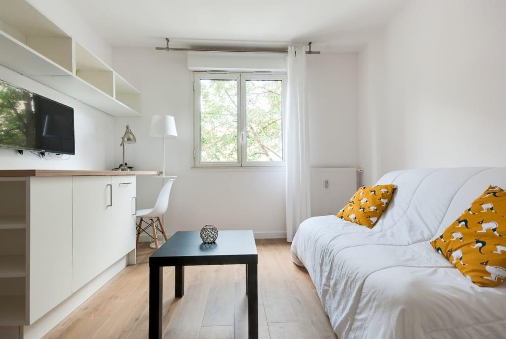 logement individuel en colocation