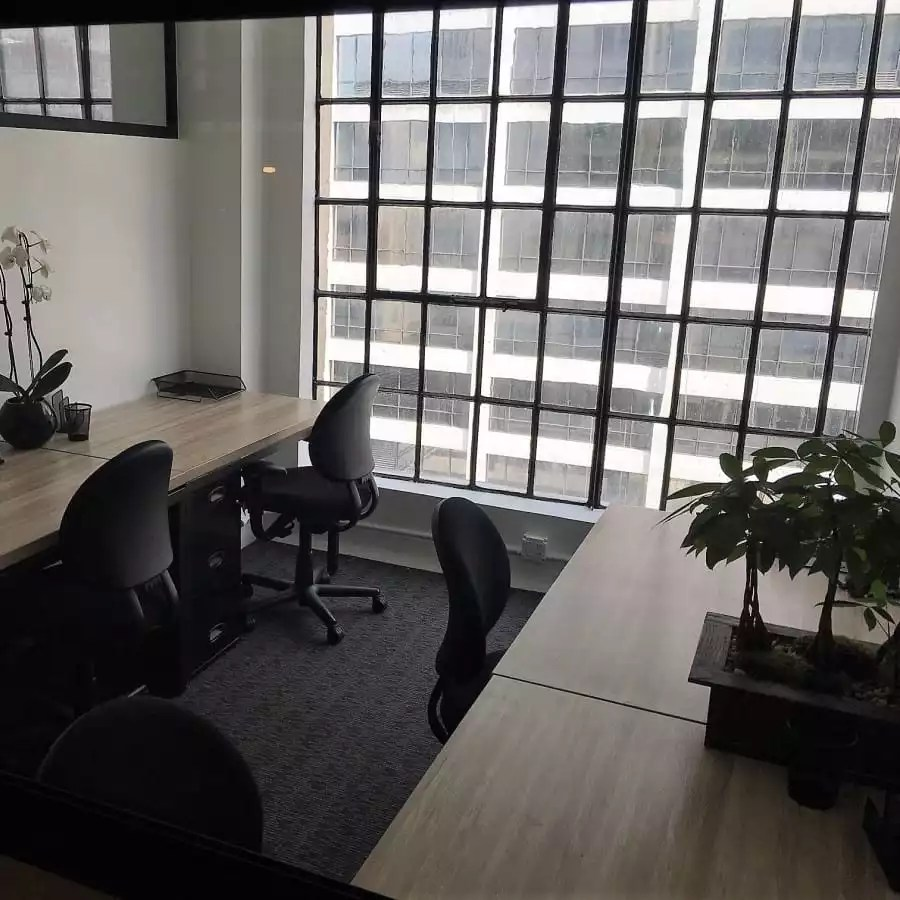3 Desk Office Available in Our Flexible Space - The Collection