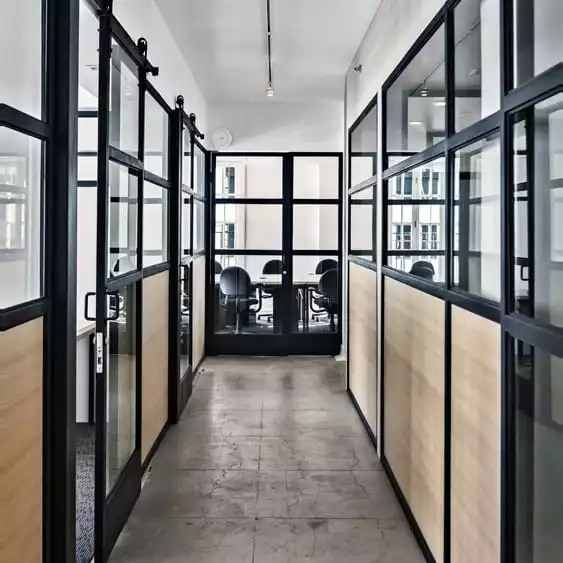 The 9th Floor Shared Office Space in Downtown Los Angeles - The Collection