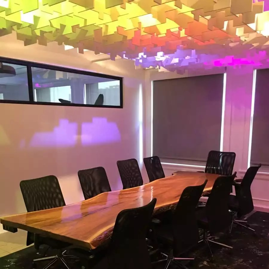 10 Person Conference Room in Our Creative Office Space for Rent - The Collection