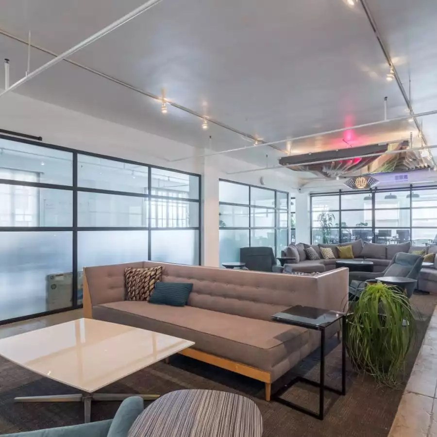 Another Lounge in Our Creative Office Space for Rent- The Collection