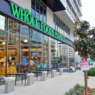Restaurants Available in the Building - Whole Foods - The Collection
