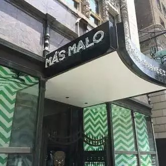Restaurants Available in the Building - Mas Malo - The Collection