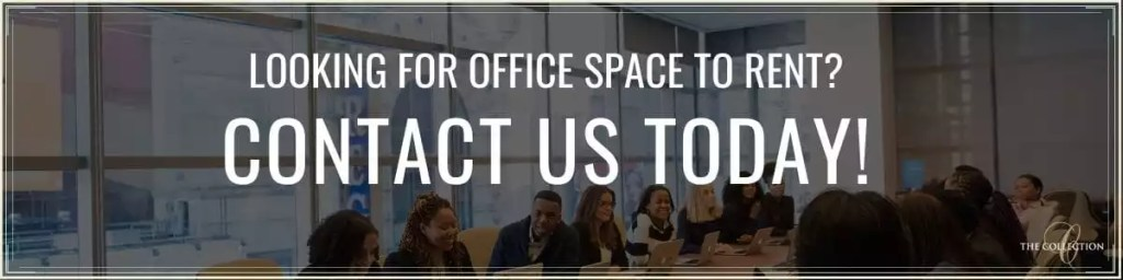 Contact Us for a Shared Workspace to Rent - The Collection
