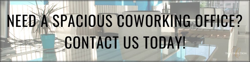 Spacious Coworking Offices: Why It's Needed More Than Ever - Collection