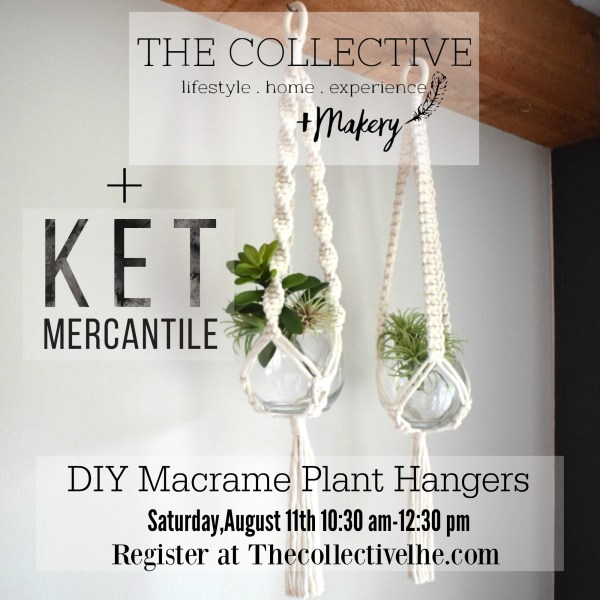 Ket Mercantile and The Collective lhe + Makery in Lisle, IL