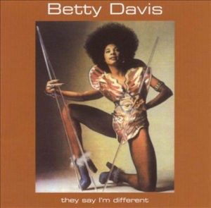 Betty Davis CD Album