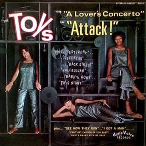 """THE TOYS """"A LOVER'S CONCERTO"""""""
