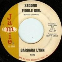 Barbara Lynn – Second Fiddle Girl