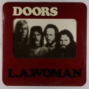 Doors L.A. Woman (Elektra)  Pressing features:US ORIGINAL pressing