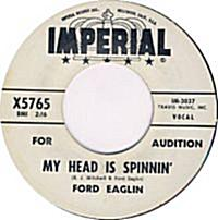 Ford Eaglin ‎– My Head Is Spinnin'
