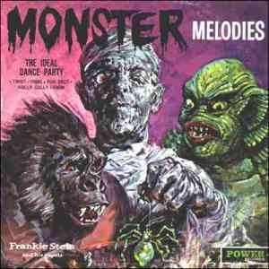Frankie Stein And His Ghouls – Monster Melodies