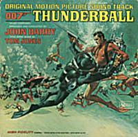 JOHN BARRY-Thunderball