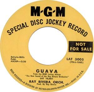 Ray Rivera Orchestra – Guava / Hard Hats